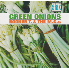 booker T & The Mgs - Green Onions (Remastered) (CD)