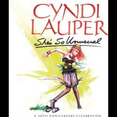 Lauper Cyndi - She's So Unusual - A 30th Anniversary Celebration (CD)