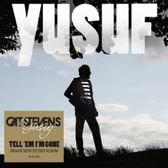 Cat Stevens / Yusuf - Tell 'em I'm Gone (CD)