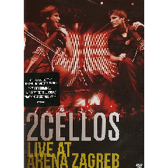 2cellos [sulic & Hauser] - Live At Arena Zagreb (DVD)