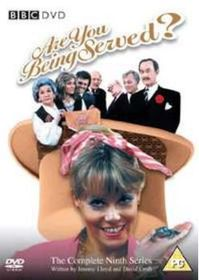 Are You Being Served?: Series 9 - (Import DVD)