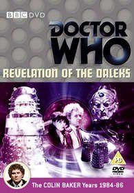 Dr Who-Revelation Of Daleks - (Import DVD)