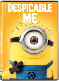 Despicable Me (2010)(DVD)