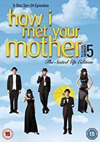 How I Met Your Mother Season 5 (DVD)