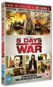 Five Days Of War (DVD)