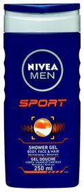 Nivea -Shower Sport For Men - 250ml