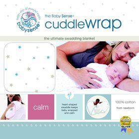 Babysense - Cuddlewrap - Blue
