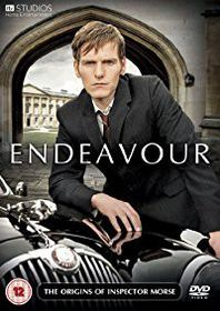 Endeavour: The Origins of Inspector Morse (DVD)