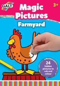 GALT - Magic Picture Pads: Farmyard