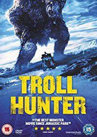 Troll Hunter (Import DVD)