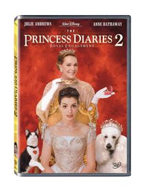 Princess Diaries 2: Royal Engagement (DVD)