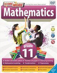 Score More Maths - Educational Software - Grade 11