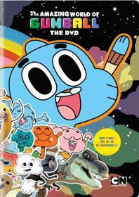 Amazing World of Gumball - (Region 1 Import DVD)