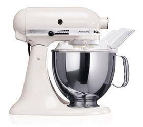 KitchenAid Stand Mixer - White