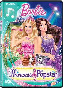 Barbie The Princess and The Popstar (DVD)
