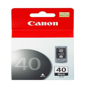 Canon PG-40 Black Ink Printer Cartridge
