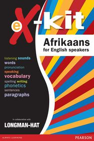 X-kit Afrikaans for English Speakers - Grade 8-12