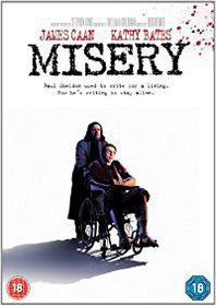 Misery [1991] (DVD)