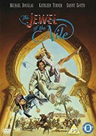 The Jewel Of The Nile (DVD)