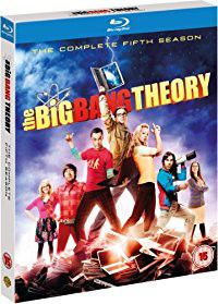 The Big Bang Theory Season 5 (Blu-ray)