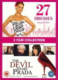 27 Dresses / The Devil Wears Prada (DVD)