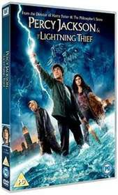 Percy Jackson And The Lightning Thief (DVD)