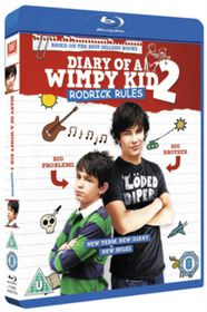 Diary of a Wimpy Kid 2 - Rodrick Rules (Blu-ray)