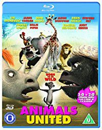 Animals United (3D Blu-ray)