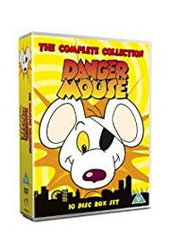 Danger Mouse - The Complete Collection (DVD)