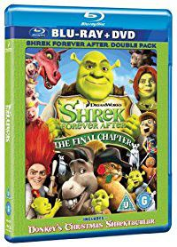 Shrek Forever After: The Final Chapter (Blu-ray)