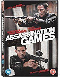 Assassination Games (DVD)