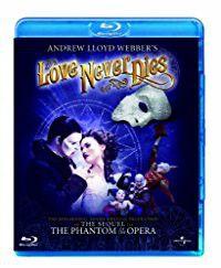 Andrew Lloyd Webber's Love Never Dies (Blu-ray)