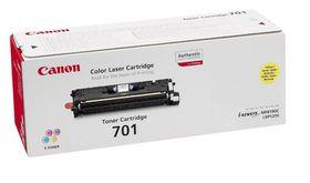 Canon Toner Yellow - 701Y