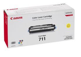Canon Toner Yellow - 711Y