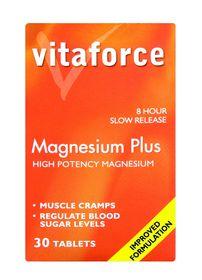 Vitaforce Magnesium Plus tablets 30
