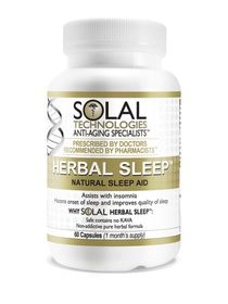 Solal Herbal Sleep Formula - 60s