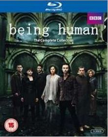 Being Human: Complete Series 1-5 (Import Blu-ray)