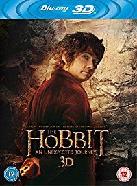 The Hobbit: An Unexpected Journey (3D + 2D Blu-ray)