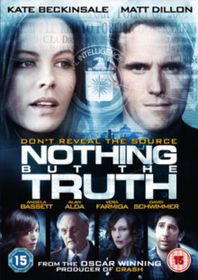 Nothing But The Truth (Import DVD)