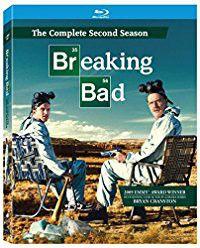 Breaking Bad Season 2 (Blu-ray)