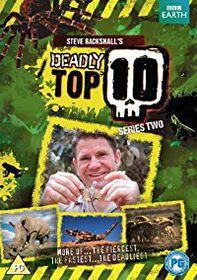 Steve Backshall'S Deadly Top 10: Series 2 - (Import DVD)