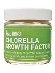 The Real Thing Chlorella Growth Factor Powder - 45g