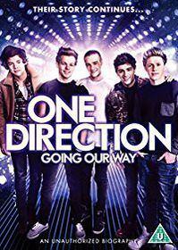 One Direction Going Our Way (DVD)