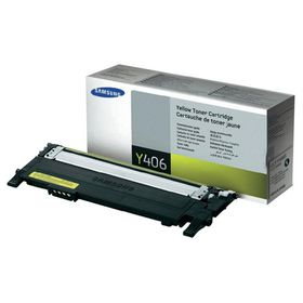 Samsung CLTY406S Toner - Yellow