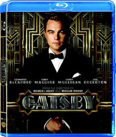 The Great Gatsby (2013)(Blu-ray)