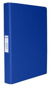 Bantex A4 2 O-Ring PVC 25mm Ringbinder - Cobalt Blue