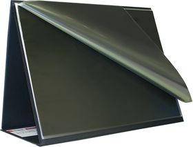 Bantex 3-Fold PVC Rigid Cover Display Book