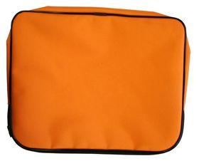 Croxley Canvas Gusset Book Bag - Orange