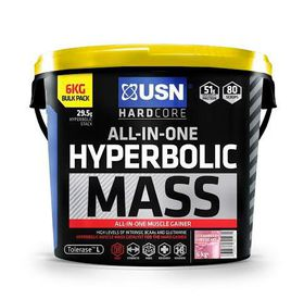 USN Hyperbolic Mass - Strawberry Cheesecake 6Kg