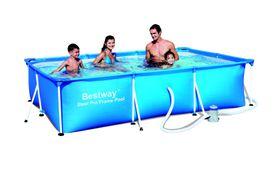 Bestway - 5.7Kl Splash Jr. Frame Pool Set